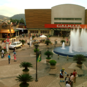 La Gran Via Mall located not far from the Antiguo Cuscatlán Focus location.