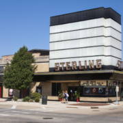 A theater near the Focus Sterling location.